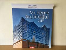 New - Calendar 2019 Moderne Architektur - New