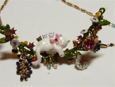 CG3037 Katze & Kätzchen Halskette von Les Nereides