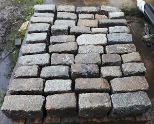 Reclaimed Granite Cobble Setts