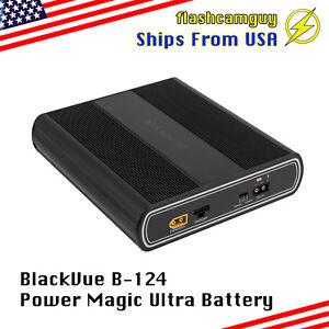 BlackVue B-124X Power Magic Ultra Battery