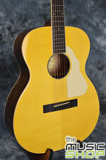 Silvertone 000 Orchestra Acoustic Guitar - Solid Engelmann Spruce Top - 600NAT