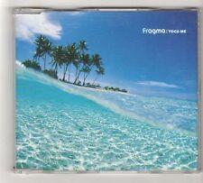 (FZ973) Fragma, Toca Me - 1999 DJ CD