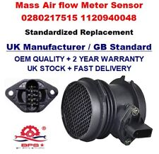 Mass Air Flow meter Sensor 0280217515 1120940048 for MERCEDES-BENZ OEM QUALITY
