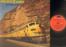 PHIL MANZANERA Diamond Head LP Robert Wyatt BRIAN ENO John Wetton ROXY MUSIC