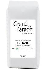New listing 2 lbs Organic Brazilian Gourmet Medium Roast Coffee Beans, Fresh Roasted Daily