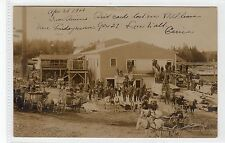 More details for picture postcard of a lumber mill with a machias maine postmark (c23909)