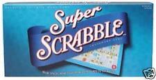 Super Scrabble: Family Word Scramble Board Game Tiles