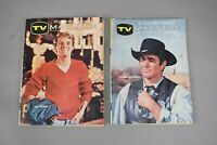 St. Louis Post Dispatch TV Magazine 1967 October November August Lot of 2