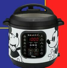 Instant Pot Duo 7-in-1 Electric Pressure Cooker 6Qt, Disney Mickey Mouse