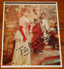 BRIGITTE BARDOT ~ AUTHENTIC BEAUTIFUL HAND SIGNED 10 x 8 AUTOGRAPH PHOTOGRAPH 18