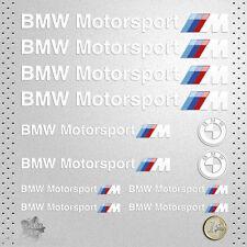 STICKER BMW MOTORSPORT SERIE M B PEGATINA DECAL AUTOCOLLANT AUFKLEBER ADESIVO 貼紙