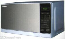 Sharp R-72AO 220-240 Volt 25L Microwave Oven Grill 220V 50 Hz for Europe Asia