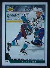 NHL 438 Troy Loney Mighty Ducks of Anaheim Upper Deck 1993/94