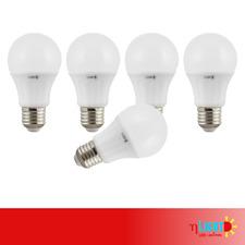 5er Pack etaLight LED Birne BASIC E27, 9 Watt, 850 Lumen, 3000 Kelvin, matt