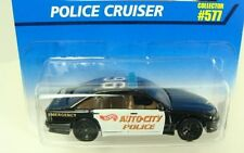 Hot Wheels 1996 Auto City Police Cruiser #577   Combine Shipping