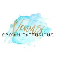 """Halo Extensions: Venus Crown Extensions 20"""" 160g 100% Remy Human hair extensions"""