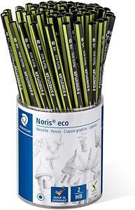 Staedtler Noris eco 18030 KP72 HB, Pen Holder Display 72 Piece