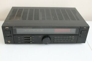 JVC Stereo Receiver 2 Channel AM/FM Digital Synthesizer Model RX-201 #E73