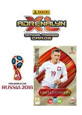 Panini World Cup ZIELINSKI Limited edition Russia 2018 Adrenalyn xl Poland