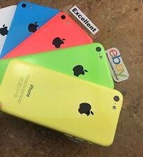 Factory Unlocked iPhone 5C ATT TMobile White Yellow Blue Pink Green 8/16GB/32GB