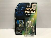 Star Wars Power Of The Force Hoth Rebel Soldier Trilogy Figures Toys Kenner 1996