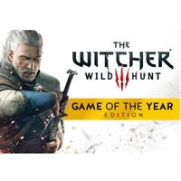 The Witcher All Games STEAM PC - READ DESCRIPTION