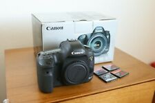 Canon EOS 5D Mark III 22.3MP Digital SLR Camera (Body Only) + 4 CF Cards