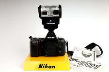 Nikon F801 guter Zustand mit Blitz AF