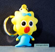 The Simpsons Collectors Figural Keyring Series 1 3 Inch Maggie
