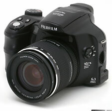 "Fuji S6500fd 6.3MP Digital Bridge Camera Fujifilm FinePix S6500 ""DSLR Style 1945"