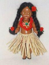 """8"""" Vintage Hawaiian Hula Doll"""