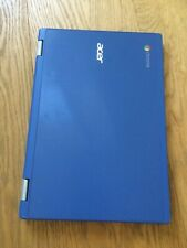 Acer CB3-131 series Chromebook (blue) Azerty keyboard