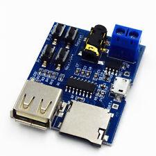Neu TF Card U Disk MP3 Format Decoder Decoding Audio Player Amplifier Module