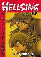 Hellsing, Vol. 7 by Hirano, Kohta
