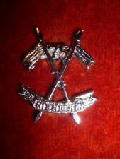 75th Armoured Tank Regiment Cap Badge - Indian Army, Cavalry