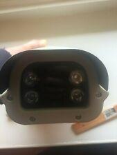 """CCTV 350 feet NV-ZOOM COLOR CAMERA 1/3"""" SONY HAD CCD II"""