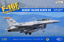 KINETIC K48008 1/48  F-16F Desert Falcon Block 60