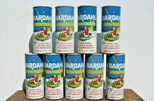 Vintage Full Cans of 1970's Bardahl Snowmobile Oil 16 Fl.Oz. - Ships Free In Usa