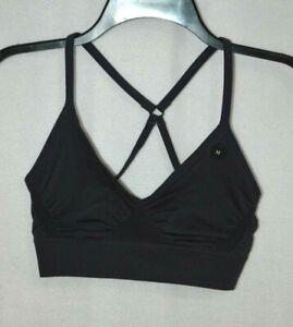 Nike Women's Seamless Light Support Gridiron Sports Bra 888577-081 Size S NWT