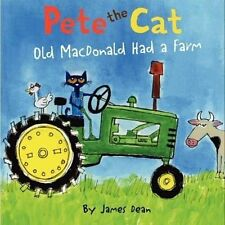 Pete the Cat: Old MacDonald Had a Farm-ExLibrary