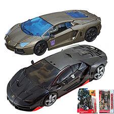 ! USA Hasbro Transformers Last Knight Deluxe Hot Rod & AOE Lockdown Combo Set