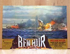 BEN HUR fotobusta poster affiche Charlton Heston A Tale of the Christ Wyler AM14