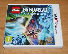 Lego Ninjago Nindroids 3D Game for Nintendo 3DS & 3DS XL