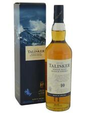 Talisker Single Malt Scotch Whisky 10 Jahre 0,2l Geburtstag  Herrentag