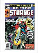 "Doctor Strange #27 [1978 Fn+] ""Showdown With Stygyro!"""
