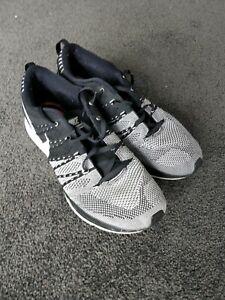 """Nike Flyknit Trainer OG oreo 2012 """"Yeknit"""" US11"""