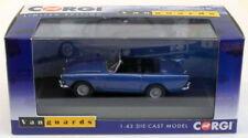 Vanguards 1/43 Scale VA07007 - Sunbeam Alpine Series 2 - Metallic Quartz Blue