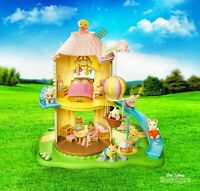Sylvanian Families Calico Critters Primrose Baby Windmill