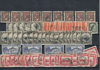 New Zealand Early Used Stamps Ref: R5781