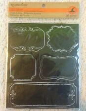 Recollection Craft It Halloween Chalk Labels